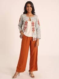 Designer Palazzo Pants Online India Trending Palazzo Pants Bottom Designs For Festive Season