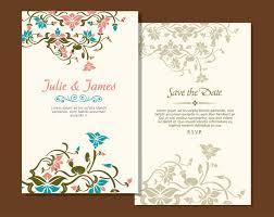 10 free vector psd floristic wedding invitation card designs Wedding Cards Psd Free 2 beautiful floral wedding invitation card wedding cards psd free download