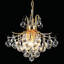 elegant 8000d16g rc toureg gold small crystal ceiling light pendant loading zoom