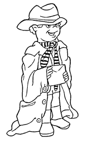 Father S Day Coloring Pages Boy