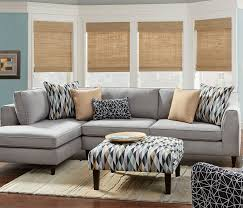 sofas for small spaces. Delighful Sofas Small Space Living Room With A Gray Sectional For Sofas Spaces