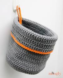 Free Crochet Basket Patterns Delectable Crochet Hanging Baskets FREE Patterns Crochet Now