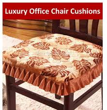 43x41cm luxury office chair cushions with ties skirt s fabric slip resistant dining luxury chair cushion pads c3 8 incushion from home garden on