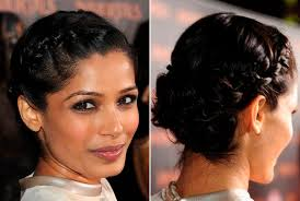 French Braid Updo Hairstyles Elegant French Braid Hairstyles For Black Hair Picture Latest