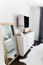 Mirror Placement In Bedroom 17 Best Ideas About Bedroom Tv On Pinterest Bedroom Tv Stand