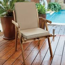 Outdoor Furniture Seat And Back Cushions