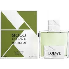 <b>SOLO LOEWE ORIGAMI</b> Perfume - Feeling Sexy
