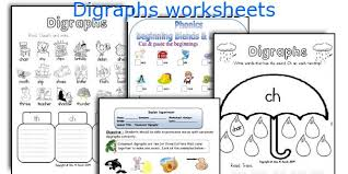 You will find the fun fonix fun fonix book 4: Digraphs Worksheets