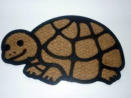 Geo Crafts Turtle Doormat & Reviews | Wayfair