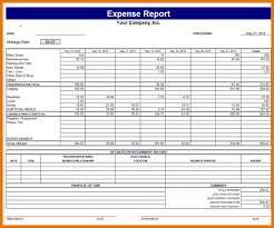 Expense Report Template Excel 2010 Expense Report Template Excel