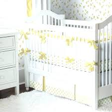 gold nursery bedding crib sheet black white sheets sets