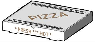 pizza box clipart. Delighful Box The Top Pizza Box  Throughout Box Clipart