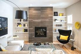 floating shelves around fireplace fake built ins bright ideas for incorporating open shelves into your space