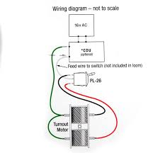 dcc wiring turnouts dcc image wiring diagram wiring peco turnouts solidfonts on dcc wiring turnouts