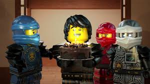 LEGO Ninjago: Masters of Spinjitzu: Happy Birthday to You!