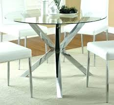 round metal top dining table dining tables with glass top table base medium size of coffee round metal top dining table