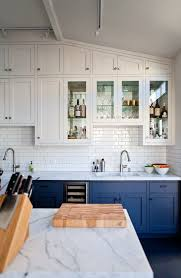 Impressive Two Tone Painted Kitchen Cabinets Ideas Cabinet On