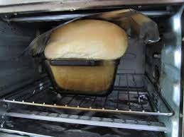 how to bake bread in a toaster oven