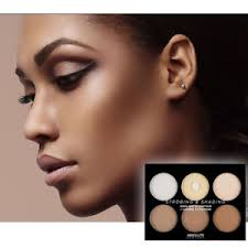 image is loading absolute strobing shading highlight contour palette face
