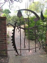Small Picture 143 best Garden Gate Arbor Fence images on Pinterest