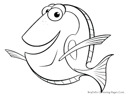 rainbow fish coloring page fishing pages printable starfish of free colouring