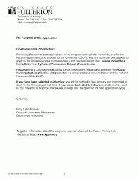 Sample Cover Letter For Resume New Graduate Nurse - Free Resume ...