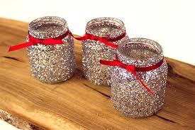 How To Decorate A Jar How To Make Christmas Jam Jar Decorations Party Delights Blog 99