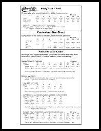 Juniors Xs Size Chart Body Size Chart Templates At Allbusinesstemplates Com