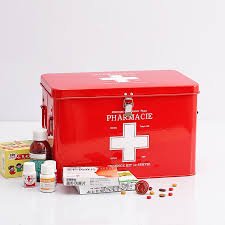 lockable medicine box.  Medicine Plus Size Lockable First Aid Kit Extra Large Home Medicine Box Multi Layer  Drug Storage Boxin Storage Boxes U0026 Bins From Home Garden On Aliexpresscom  Intended Lockable Medicine Box S