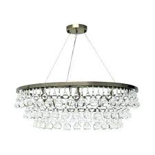 glass drop chandelier inspirational crystal reviews for large orb clarissa small round glass drop chandelier