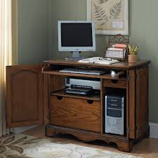 home office desk armoire. Image Of: Corner Computer Desk Armoire Home Office