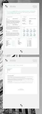 363 Best Resumes Images On Pinterest Resume Templates Resume