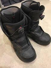 vans encore snowboard boots. vans encore boa - snowboard boots size us12 / uk11 black (barely used)