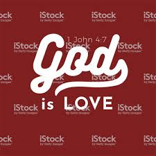 Verset Biblique De Lécriture De 1 Jean Dieu Est Amour Pour Servir