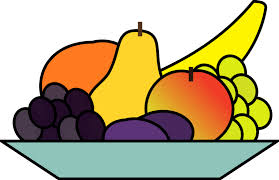 Image result for clipart fruit