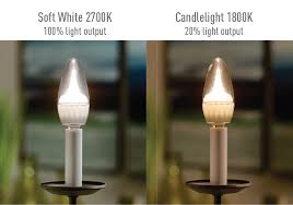 cree bulb 40 watt candelabra replacement soft white vs candle light output comparison