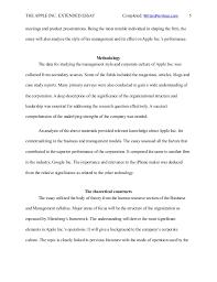 ib extended essay sample on apple inc confidence 8