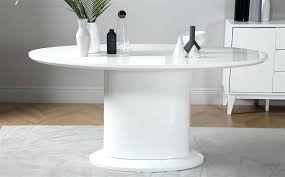 white gloss dining table oval white high gloss dining table with 4 grey chairs only furniture