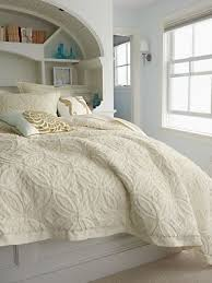 103 best bedspreads images on Pinterest | Bedspreads, Linens and ... & Chatham Chenille Bedspread, Coverlet & Shams | LinenSource Adamdwight.com