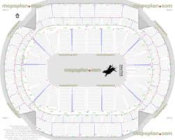 Xcel Energy Center Rodeo Seating Chart Xcel Energy Center Pbr Professional Bull Riders Rodeo In