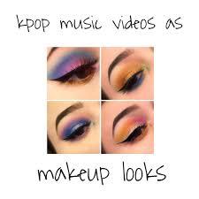 makeup koreanmakeup makeupvideos videos exo bts taeyang ten monstax vi nct127