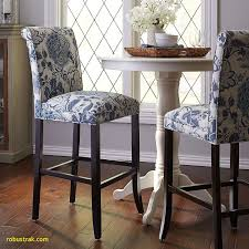 fleur de lis bar stools. Hand Upholstered In A Durable Poly Linen Blend With Traditional Jacobean Floral Print Indigo Fleur De Lis Bar Stools