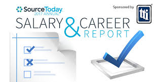 Salary Report 2017 Source Today Salary Career Report Sourcetoday