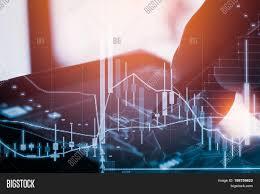 Stock Market Analysis Statistic Graph Stock Market Data Image Photo Bigstock 12