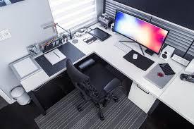ultra minimalist office. Ultra Wide Setup By Mark Jardine. In Office Space Ultra Minimalist Office E