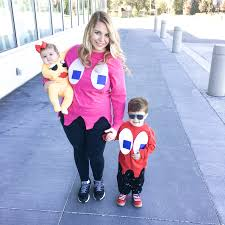 fulgurant ghosts costumes family covet by tricia children s ghost costume to make children s ghost costumes pacman ghosts a diy family