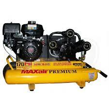 dewalt gas air compressor. maxair tt90g-map 9-hp 10-gallon gas wheelbarrow air compressor w/ honda engine dewalt