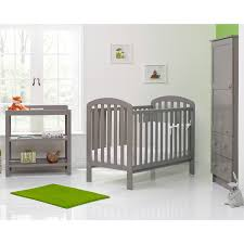 grey furniture nursery. Obaby Lily Furniture And Bedding Set Taupe Grey Nursery N