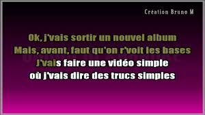 OrelSan - Basique KARAOKE / INSTRUMENTAL - Vidéo Dailymotion