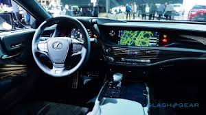 2018 lexus ls interior. unique 2018 the 2018 lexus ls 500 f sport gets the detailing spoton for lexus ls interior